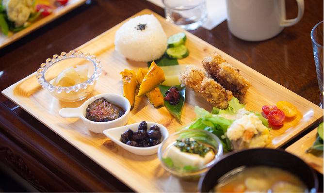 Cafe Osorayuki